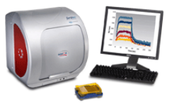Real-time QC: antigen-antibody reaction analysis